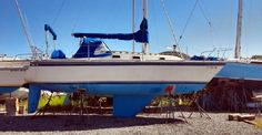1979 O'Day 28 Sail Boat For Sale - www.yachtworld.com