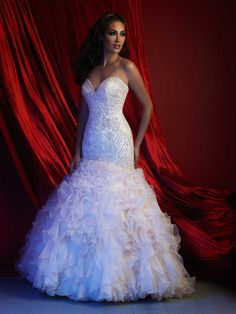 View the Allure® Couture collection at Bella Sera Bridal & Occasion!