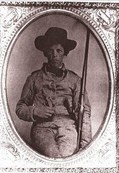 Soldier of the 12th Arkansas Infantry