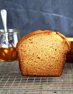 Gluten Free Honey Bread - Gluten-Free on a Shoestring