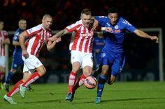 Rochdale v Stoke City F.C. F.A.Cup