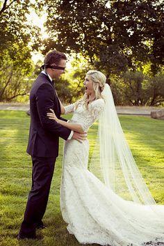 Wedding first Look - La Mariée en Colère Blog Mariage