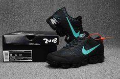 Mens Nike Air Max 2018 Black Nike Shoes Outfits, Nike Free Shoes, Nike Air Vapormax
