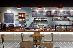 Picturehouse Central (London) Martin Brudnizki Design Studio - Restaurant & Bar Design