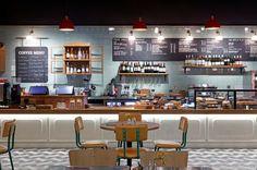 Picturehouse Central (London) Martin Brudnizki Design Studio - Restaurant & Bar Design