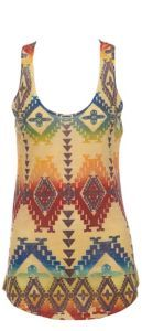 A must have for summer with a pair of Tony Lamas and a skirt or cute silver shorts!!!