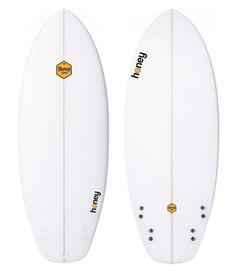 Tabla Apple Pie Honey Surfboards.El modelo Apple Pie es la tabla de surf perfecta para el verano y pequeños swells aunque también funciona bien con olas de metro y medio.