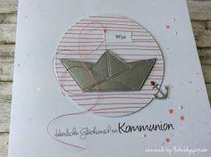 Origami, Kid Beds, Stamping Up, Kids Room, Scrap, Presents, Children, Blog, Creative