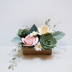 Next up: Paper Flower Planter Workshop - 2 July 2016, Sat 10am - 1pm @pvbakery…
