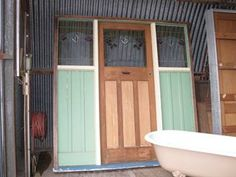 Entrance Door Bungalow for sale on Trade Me, New Zealand's auction and classifieds website Entrance Doors, Garage Doors, Bungalows For Sale, Building Materials, Joinery, French Doors, Villa, Windows, Outdoor Decor