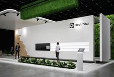 Electrolux exhibition stand design | | GM Stand Design