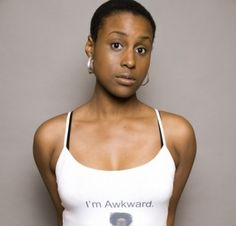 """This web-based mini-series """"The Misadventures of an Awkward Black Girl"""" is hilarious and a must watch show.  It basically is like the Office but funny. Check it out on YouTube """"ABG""""."""
