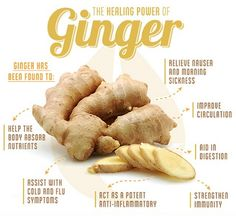 the healing power of ginger; vegan; whole foods; plant-based