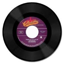 In 1964, Where Did Our Love Go by The Supremes  http://www.youtube.com/watch?v=KyZwnbJW2ZM