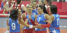 RT @DeportesEND: Puerto Rico gana a Polonia el segundo set del...