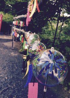 2015夏 如意輪寺にて☆