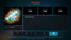 How To Install Universe Add-on Kodi 17 Krypton – Your Streaming TV