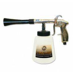 Pistola de limpieza Tornador-Cyclone (Black Edition). www.motortool.es