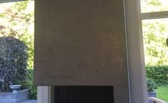 Beton Ciré - Stucadoor in Stiens Luxury Home Decor, Luxury Homes, Modern Kitchen Interiors, Construction, Concrete, House, Cement, Homemade Home Decor, Houses