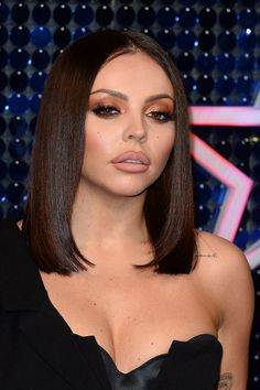 Jesy Nelson of Little Mix attends The Global Awards 2019 at Eventim Apollo, Hammersmith on March 2019 in London, England. Get premium, high resolution news photos at Getty Images Little Mix Leigh Ann, Little Mix Jesy, Taylor Swift Hair, Taylor Swift Facts, Jessy Nelson, Red Taylor, Mixed Girls, Perrie Edwards, Girl Bands