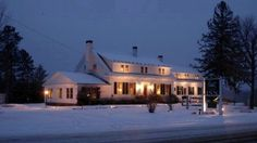 Lovetts Inn, Franconia, NH