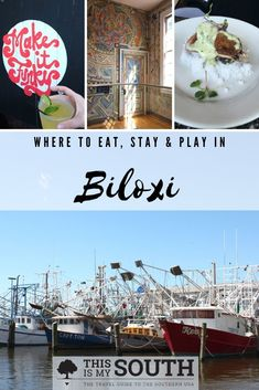 Biloxi, Mississippi sits on the Gulf Coast. Biloxi is a very popular destination with gamblers since it is legal there. Find out tips on what to do, where to eat and where to stay on your next weekend travel. Weekend Trips, Weekend Getaways, Family Getaways, Margaritaville Resort Biloxi, Biloxi Shuckers, Biloxi Lighthouse, Pass Christian, End Of The Week, Travel Usa