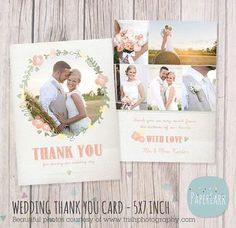 Wedding Thank You Cards Template . 30 Wedding Thank You Cards Template . 18 Wedding Thank You Cards Psd Ai Vector Eps Thank You Card Template, Postcard Template, Card Templates, Design Templates, Thanks Card Wedding, Wedding Cards, Wedding Invitations, Wedding Albums, Wedding Fonts