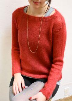 modaspia | st. francis sweater