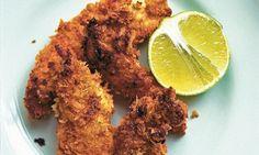 Paprika, Mustard Chicken Goujons Nigel Slater