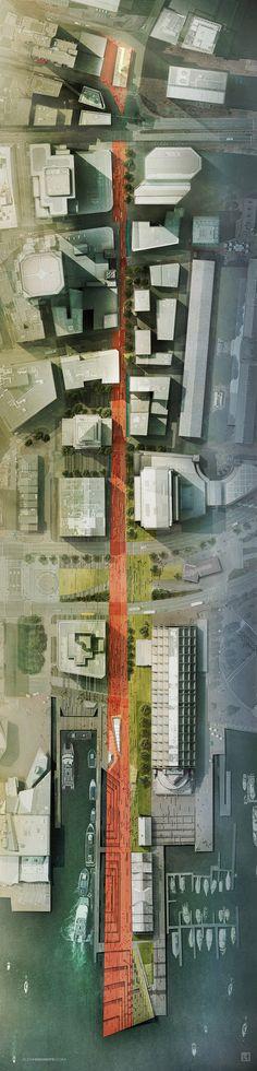 Urban Planning Map
