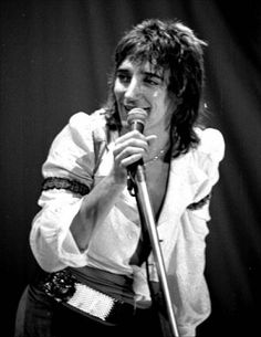 "Rod Stewart - guest artist, vocals.  Played with FZ on The GTO's  ""Permanent Damage"" (1969)."