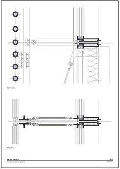 СКЛО + екран: ФАСАД ДЕТАЛІ Ренцо П'яно, The New York Times Building http://www.fondazionerenzopiano.org/project/89/the-new-york-times-building/drawings/enlarged/929/~~HEAD=dobj розміщення IK