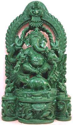 Lord Ganesha Om Gam Ganapataye Namaha