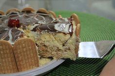 Dá uma olhada nessa torta alemã! Não é um abuso? Clique e aprenda a fazer! - Aprenda a preparar essa maravilhosa receita de Torta alemã finíssima (rápida e fácil)