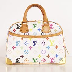 LOUIS VUITTON SATCHEL @Michelle Flynn Flynn Flynn Coleman-HERS  AND THIS FOR THE SUMMER!!