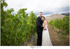 Langley & Vancouver Wedding & Engagement Travel Photographer. Meg Kristina Photography. Harper's Trail Winery, Kamloops BC.