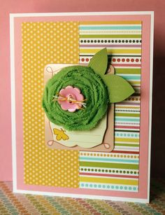 fabric spider rose tutorial--great use for old t-shirts/fabric. Christy could do this easy! Fabric Flower Tutorial, Rose Tutorial, Fabric Flowers, Beautiful Handmade Cards, Craft Tutorials, Craft Ideas, Scrapbook Cards, Scrapbooking, Pattern Paper