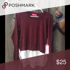 Top. Less than half original,price!🔴 Long sleeve Junee Tops