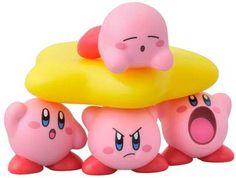Hoshi no Kirby Tsumu Tsumu $26.00 http://thingsfromjapan.net/hoshi-kirby-tsumu-tsumu/ #hoshi kirby #game toy #japanese game stuff