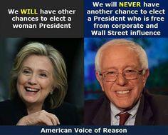 Elizabeth Warren will be an excellent President after serving as Bernie's V.P.