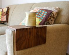 Custom Couch Arm Table - Simple Edition