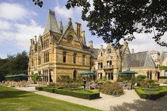 Warwickshire  Ettington Park Hotel Wedding Venue