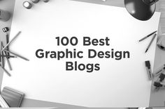 If you're looking for the best design blogs to follow – you're in the right place. Here are Inkbot Design's 100 Top Graphic Design Blogs to Follow.