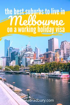 Live In Australia, Melbourne Australia City, Australia Holidays, Melbourne Suburbs, Melbourne Travel, Australia Travel Guide, Australia Living, Best Places To Live, Beautiful Places To Visit