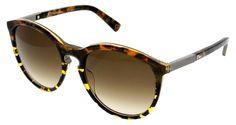 Christian Dior Sunglasses Women Havana Diorentracte1 XT8/CC Round 225$