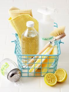 With a few time-saving techniques, you can spend less time cleaning and more time enjoying your tidy home. These speed-cleaning tricks will help you check off your chore list in record time. #cleaningtips #cleanhouse #cleaninghacks #speedcleaning #bhg