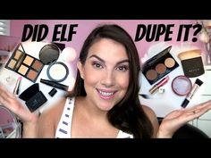 DID ELF DUPE IT? High End Comparisons