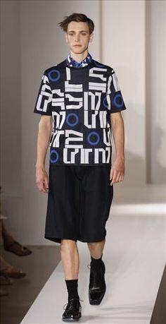 Jil Sander for Men SS 2013 #fashion