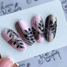 Perfect Nails, Gorgeous Nails, Nail Art Wheel, Floral Nail Art, Latest Nail Art, Feet Nails, Neutral Nails, Manicure E Pedicure, Nail Art Hacks