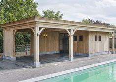 Cottage tuinhuis 1 - Woodarts
